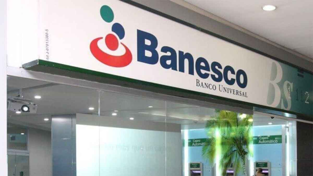 plataforma digital de Banesco