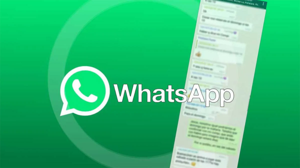 Eliminarán captura de los chat de WhatsApp