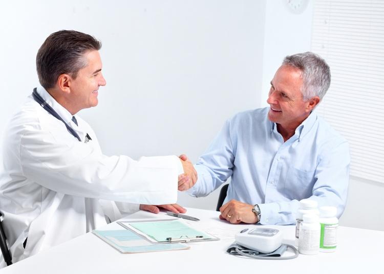 próstata agitada, ¿qué significa 2